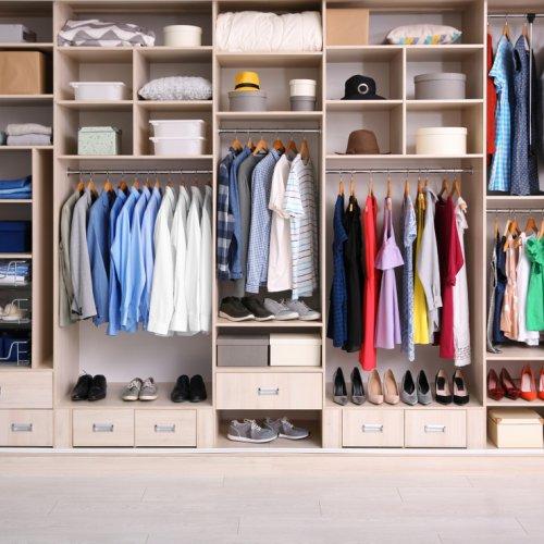 7 Rekomendasi Rak Baju Dan Lemari Yang Pas Untuk Kamar Berukuran Kecil 2019