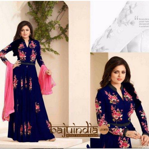 Tampil Islami Ala Bollywood Ini Rekomendasi 10 Baju Muslim India Yang Oke