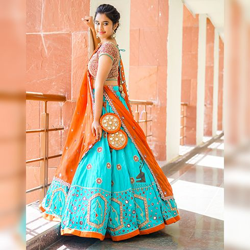 98ee56b6b3be Want to Get a Lehenga on Rent in New Delhi? If You Cannot Afford a Lavish  Designer Lehenga but Always Dreamed of Wearing One, Then Rent It from Our  ...