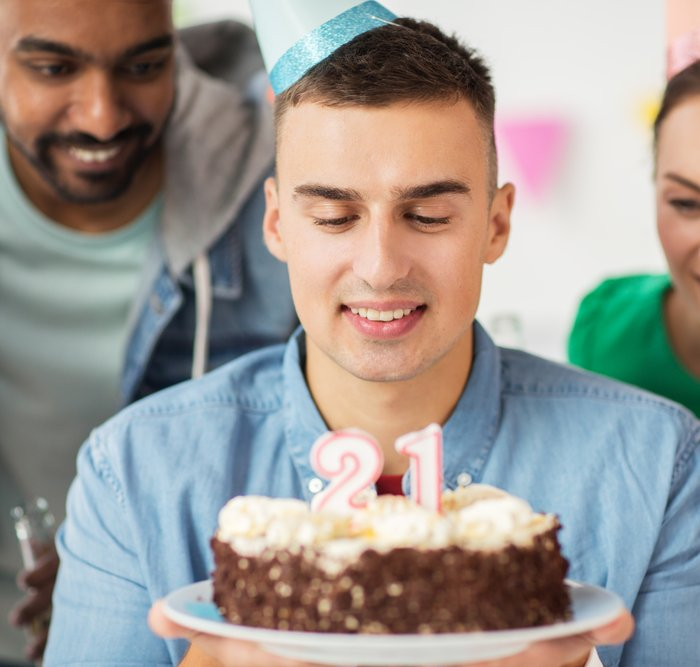 21st boyfriends presents my for 21st Birthday