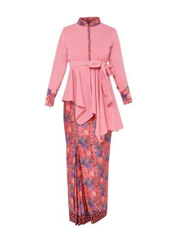 Tampil Santun Dan Anggun Dalam 8 Baju Kurung Cantik Pilihan Berikut Ini