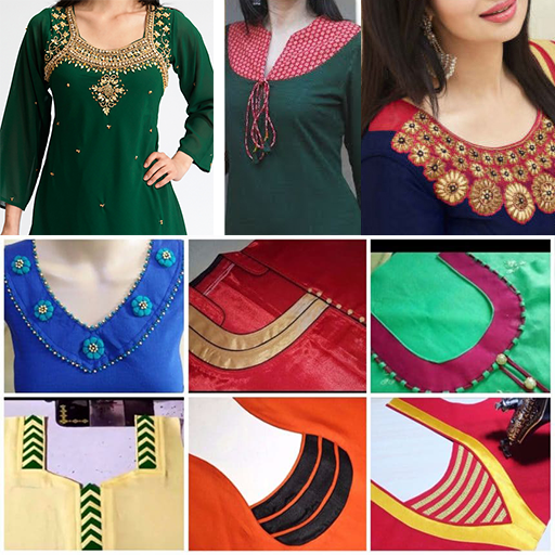 Are You A Sucker For Kurtis And Enjoy Designing Your Own Clothes Here Are Top 5 Trendy Kurti Collar Designs To Try In 2020