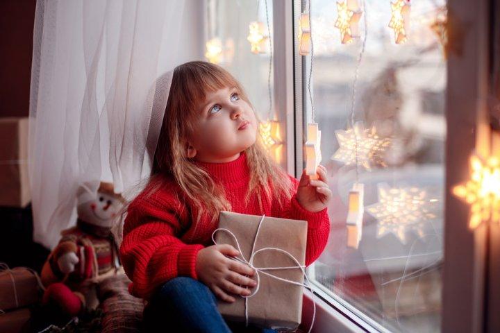 幼稚園・保育園の子どもが喜ぶクリスマスメッセージ!文例やサンタさんの手紙もご紹介!