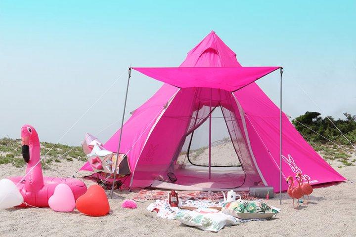 DOD(ディーオーディー)のテントおすすめランキングBEST9!口コミでも評判の人気アイテムをご紹介!