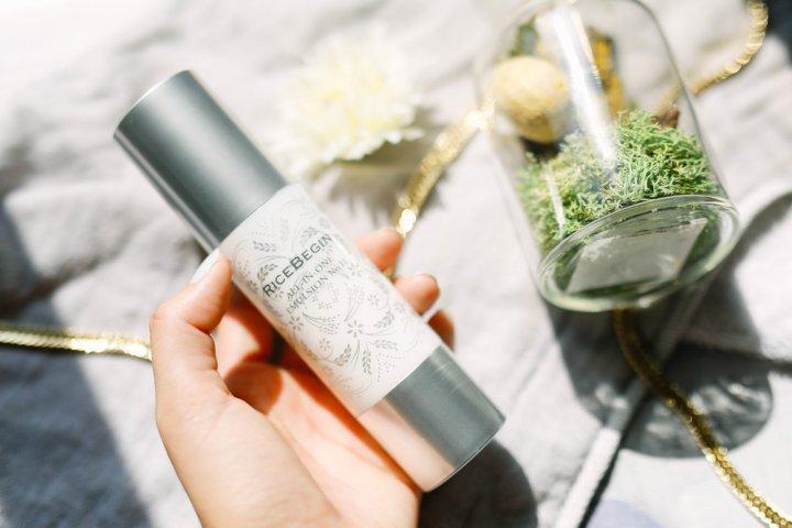 「オールインワンエマルジョンNo.11」皮膚水分保持能を改善する薬用スキンケアの開発秘話に密着|株式会社ライスビギン