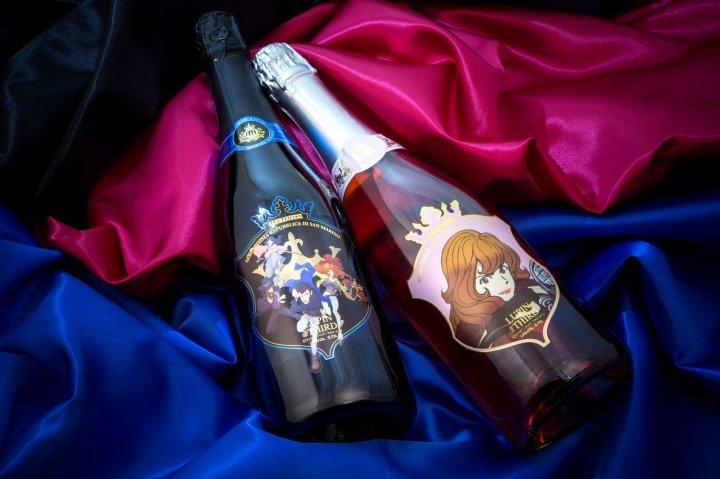 サンマリノワイン『VINI DI LUPIN THE THIRD』ルパン三世コラボワインの開発秘話をインタビュー! 株式会社オッジフルッタ