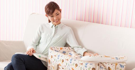 マットや布団・バッグにもなる7wayの「お昼寝布団にもなるクーファン アニマルキングダム」の開発秘話を取材|株式会社フジキ