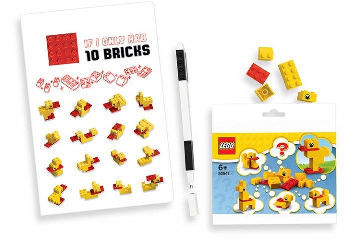 レゴの魅力が詰まった文房具セット「LEGO ダックステーショナリーセット」の商品裏話に密着!|株式会社ハイマウント