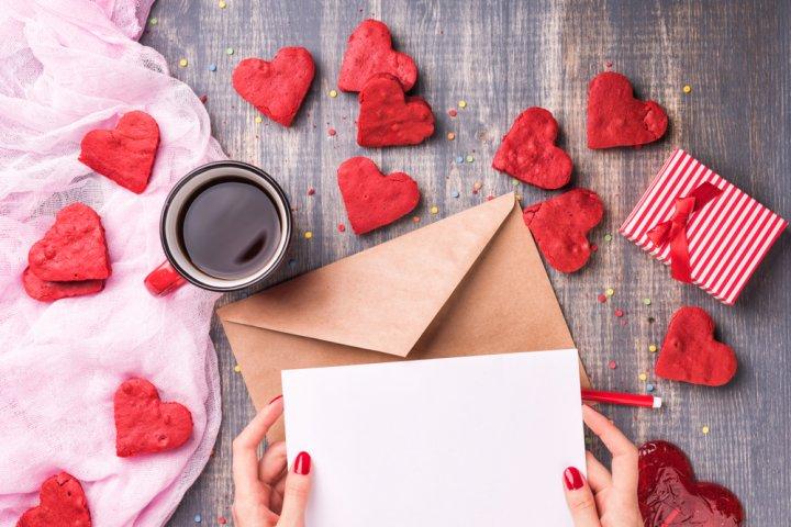 バレンタインデーのメッセージ特集!職場・バイト先の人に喜ばれるポイントや文例をご紹介!