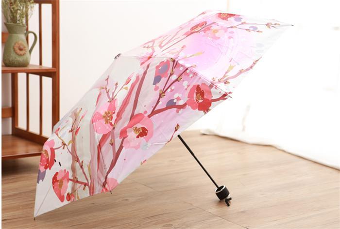 プレゼントに人気の花柄の傘12選!内側デザインや濡れると浮き出るデザインがおしゃれでおすすめ