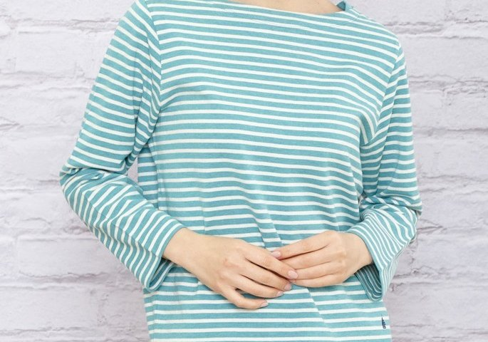 オーガニックコットン100%で快適な着心地。幅広く着まわせる「バスクシャツ」の開発秘話をインタビュー Golden Bear