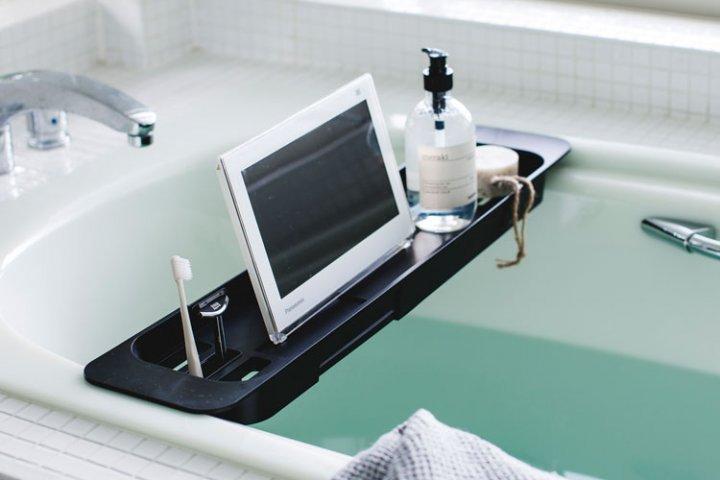 お風呂テレビおすすめブランドランキングTOP7!取り付け工事不要のポータブルが人気!