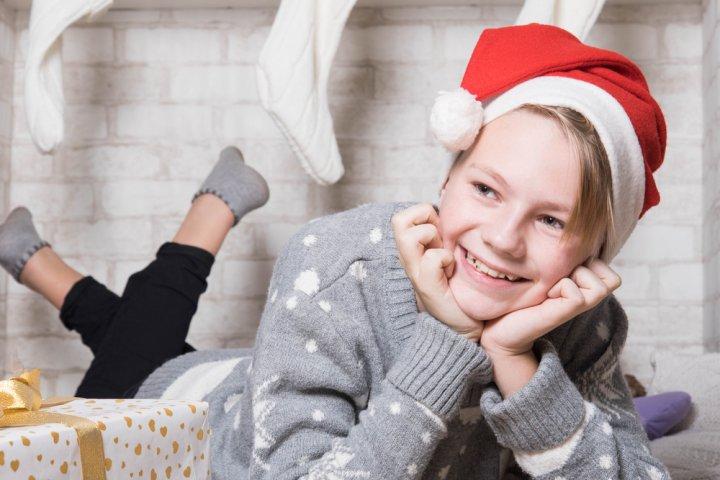 中学生に喜ばれるクリスマスメッセージ!書き方のポイントや男の子向け・女の子向けの文例をご紹介!