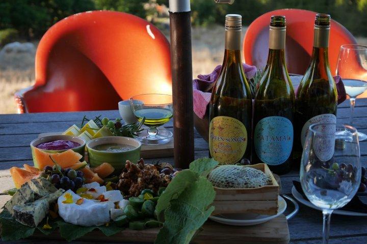 アプリコットやハチミツのような甘い香りのワイン「グリーンソングス アタマイ ピノグリ」の開発秘話に迫る!|株式会社サザンクロス