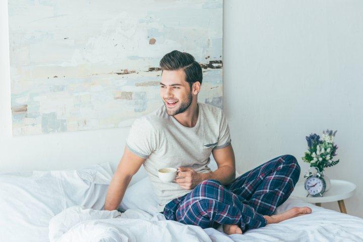 彼氏、旦那、父親に人気のパジャマ・部屋着 メンズブランドランキングTOP10【プレゼントにもおすすめ】