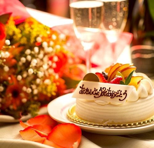 カップルの誕生日祝いは人気の温泉宿へ。大阪で過ごす特別な一日を演出!