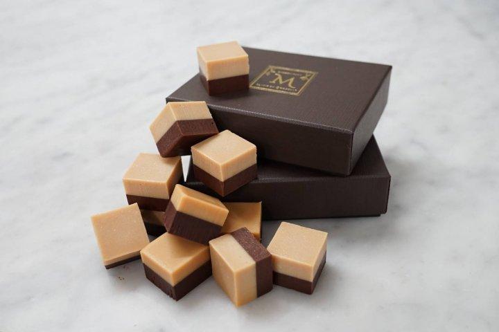 キャラメルのような第4のチョコレート「ナンバーフォー(NO.4) 」の開発秘話をインタビュー|マジドゥショコラ