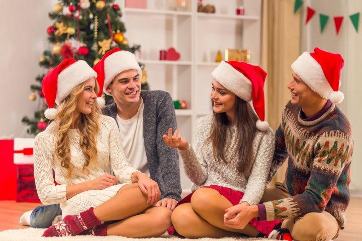 高校生に喜ばれるクリスマスメッセージ!書き方のポイントや男子向け・女子向けの文例をご紹介!