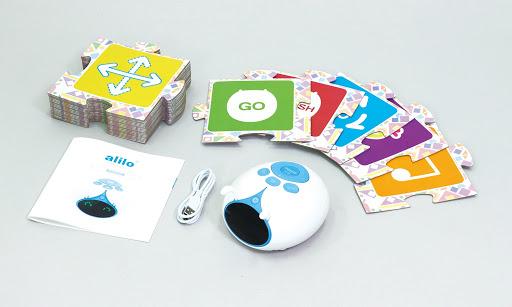 動かし方は6種類!遊びながらプログラミングの思考が身に付く「alilo基本セット」の開発秘話をチェック|株式会社アーテック
