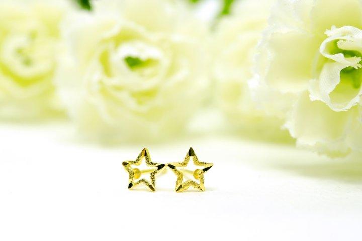 プレゼントに喜ばれるレディース星ピアス12選!揺れる星モチーフピアスが女性に好評