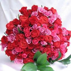 バラの花束ギフト