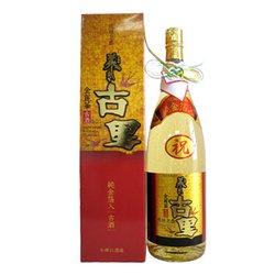 金粉入りの日本酒ギフト