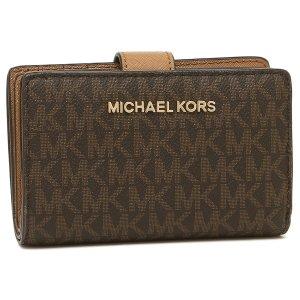 マイケル・コース(MICHAEL KORS) 二つ折り財布