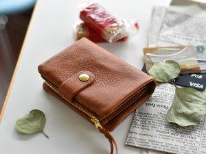 サンク(CINQ) 二つ折り財布