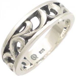 アクアシルバー(AQUA SILVER) 指輪