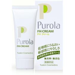 Purola 薬用FHクリーム(ユースキン製薬)