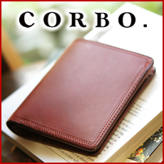 コルボ(CORBO.) 二つ折り財布