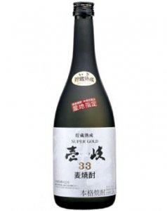 壱岐スーパーゴールド(玄海酒造) 麦焼酎