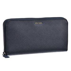 型押しカーフスキン ファスナー 財布