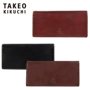 タケオキクチ(TAKEO KIKUCHI) 長財布