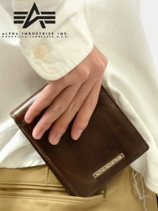 アルファ・インダストリーズ(ALPHA INDUSTRIES) 財布