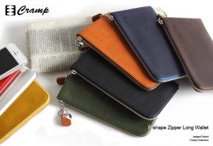 クランプ(CRAMP) 本革財布