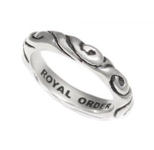 ロイヤルオーダー(ROYAL ORDER) 指輪