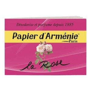 パピエダルメニイ(Papier d'Armenie)