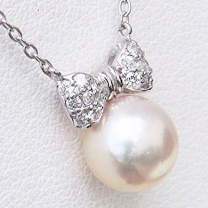 真珠の杜 ネックレス