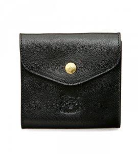 二つ折りダブルフラップ ウォレット 財布