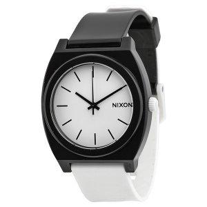 NIXON タイムテラー ホワイト×ブラック