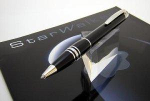 スターウォーカーのレジンライン ボールペン