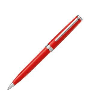 PIXのレッド ボールペン