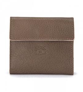 二つ折レザースクエアウォレット 財布