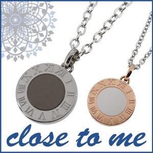 クロストゥーミー(close to me) ネックレス