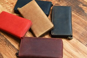 ハレルヤ(Leather Goods Shop Hallelujah) 長財布