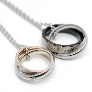 シルバーワン(Silver 1) ペアネックレス