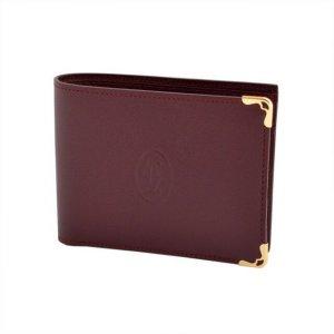 カルティエ(Cartier) 二つ折り財布