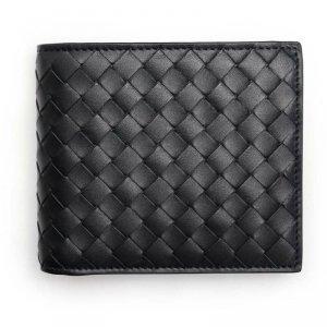 ボッテガ・ヴェネタ(BOTTEGA VENETA) 二つ折り財布