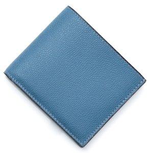 ヴァレクストラ(Valextra) 二つ折り財布